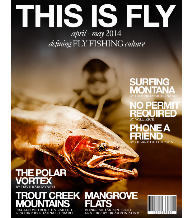 rocky mountain adventure: this is fly magazine- free online fly, Fishing Reels