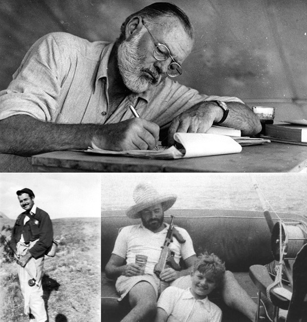 ernest hemingway fly fishing - photo #18