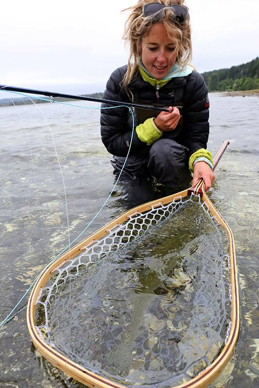 from curiosity to passion: women on the fly « this is fly daily, Fly Fishing Bait